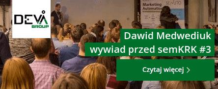 Dawid Medwediuk  – wywiad przed semKRK #3