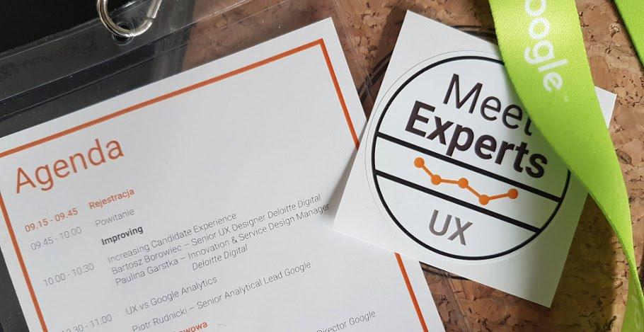 MeetExperts: UX