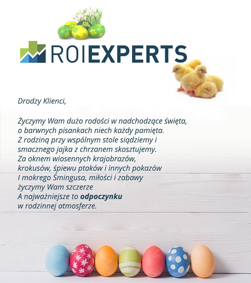 Święta Wielkanocne RoiExperts