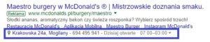 Rozszerzenia reklam tekstowych_rozszerzenia lokalizacji