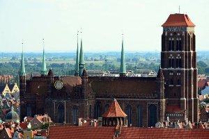 gdansk-atrakcje-kosciol-mariacki-w-gdansku