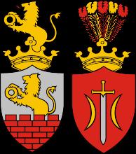 herb zdunska wola
